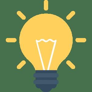 Energy efficient light bulb.